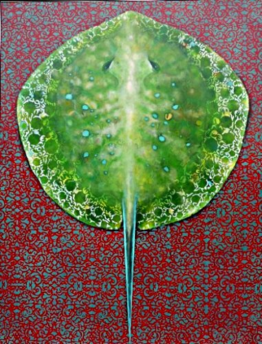 Barry Fitzpatrick - Green Stingray