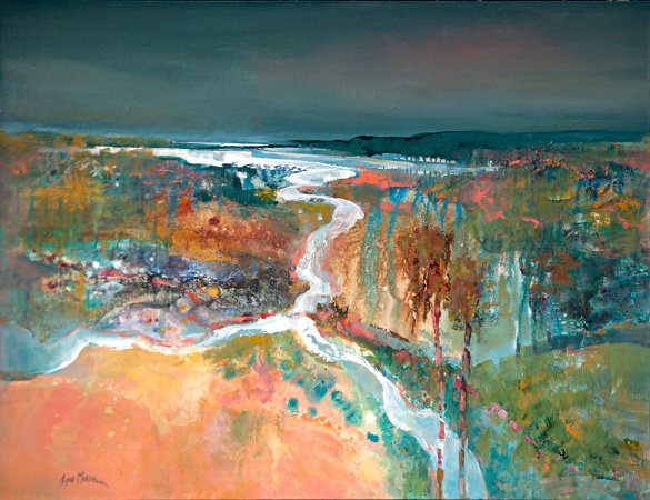 Lyne Marshall - Waterways